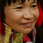 Жена от племето карен