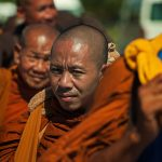 Монаси от Златния триъгълник