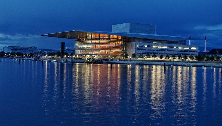 Операта в Копенхаген