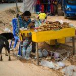 Пазарът в Пу Кун