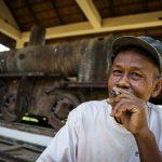 Легендарният локомотив в пенсия