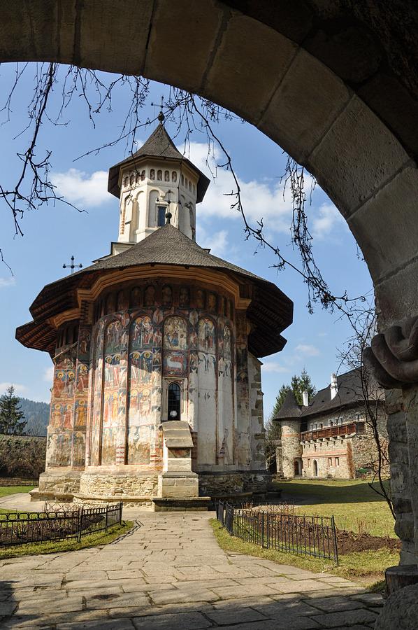 "Манастирът ""Молдовица"", Буковина"