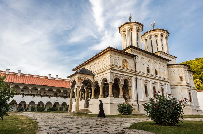 """Манастирът """"Хорезу"""""""