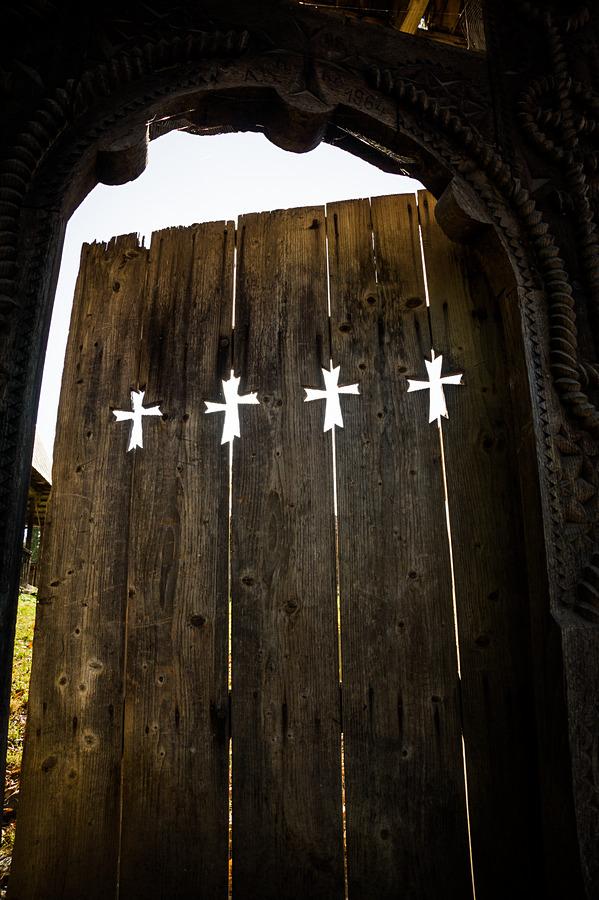 Църковна порта, Марамуреш