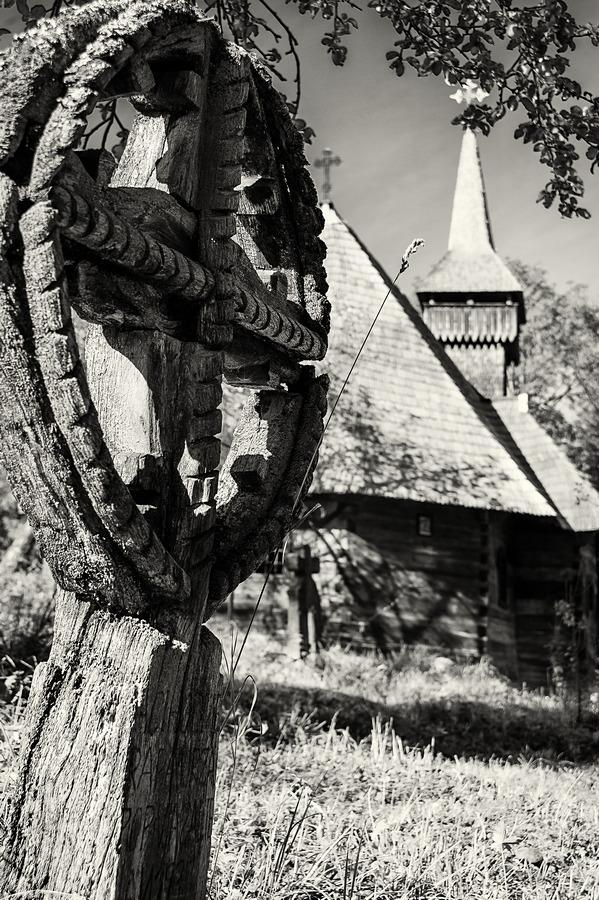 Дървена църква в Бреб, Марамуреш