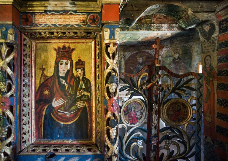 Дървената църква в Рогоз, Марамуреш